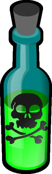 Bottle of poison